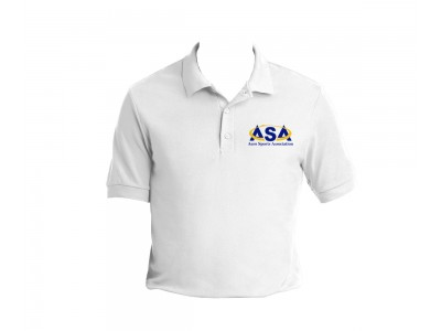 ASA Double Pique Cotton Sport Shirt