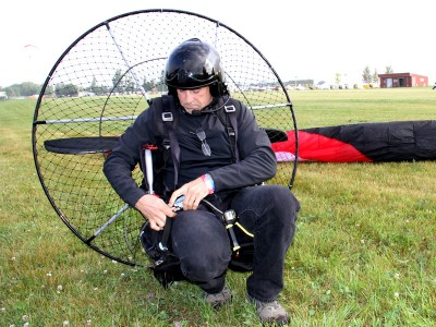 AMP Paramotor Package