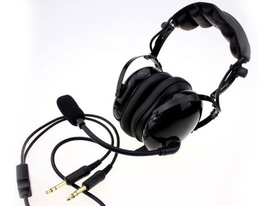 TeamUp Air Pilot Headset
