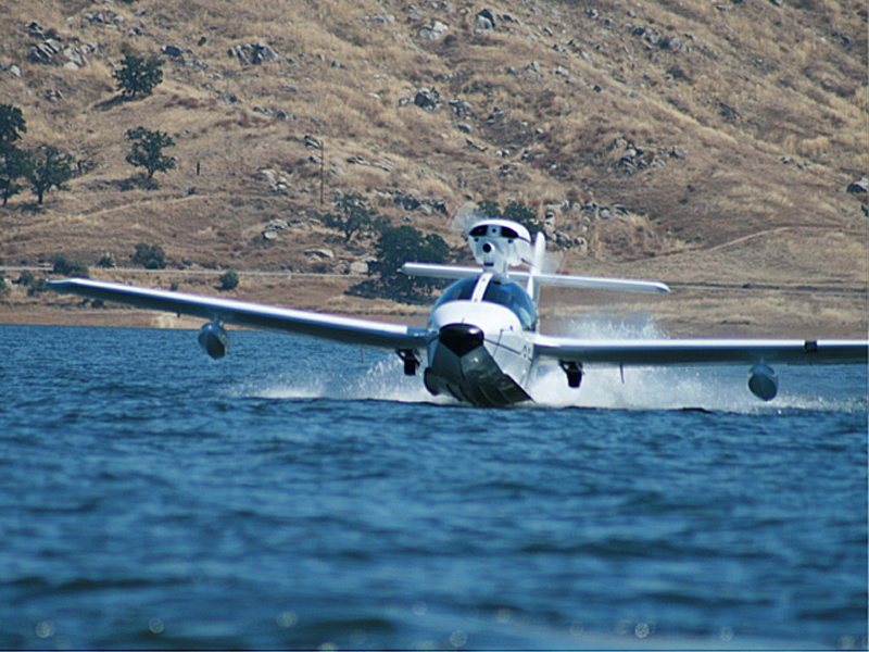 Mermaid Amphibious Aircraft